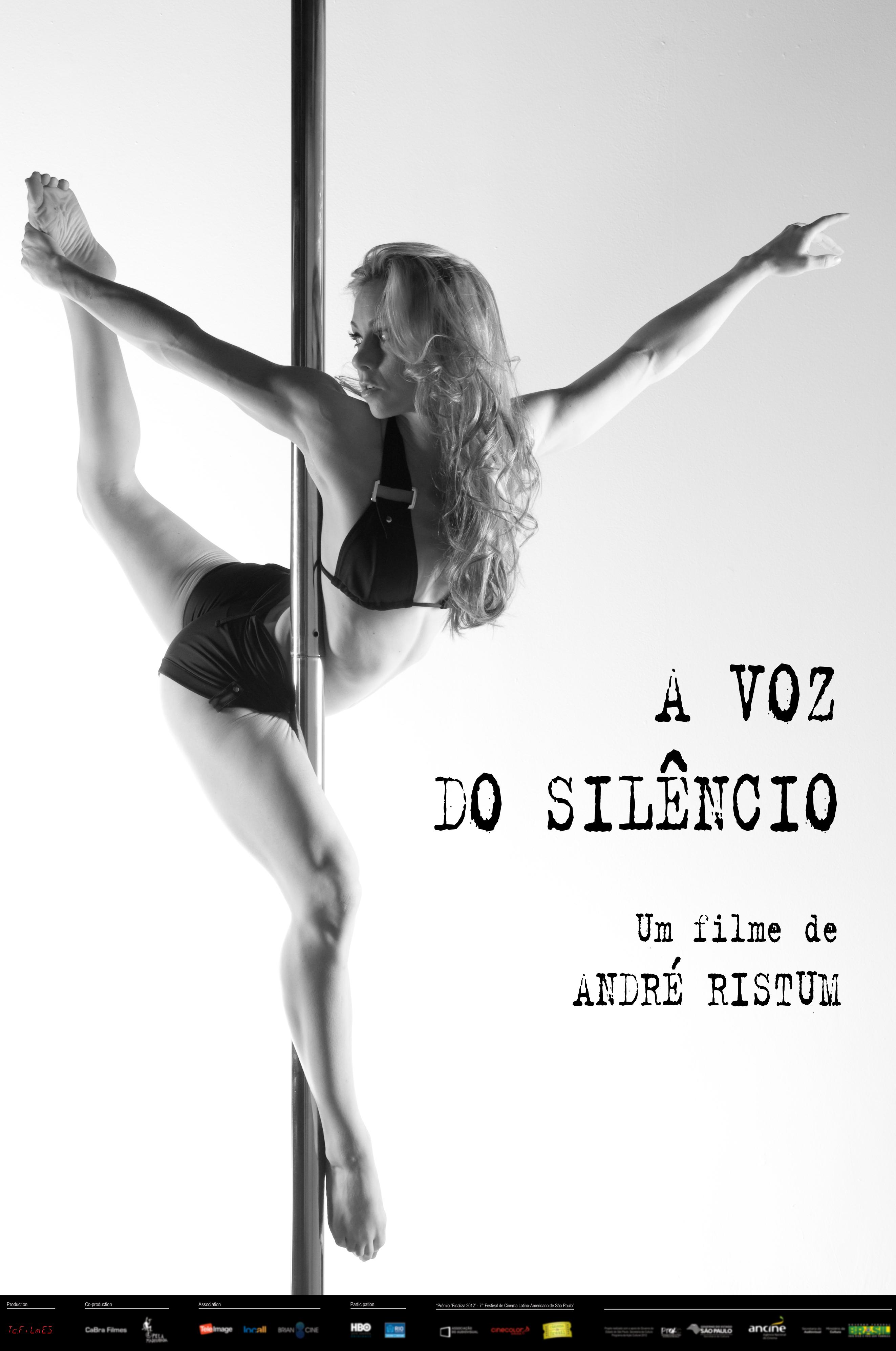Cartaz A voz do silêncio