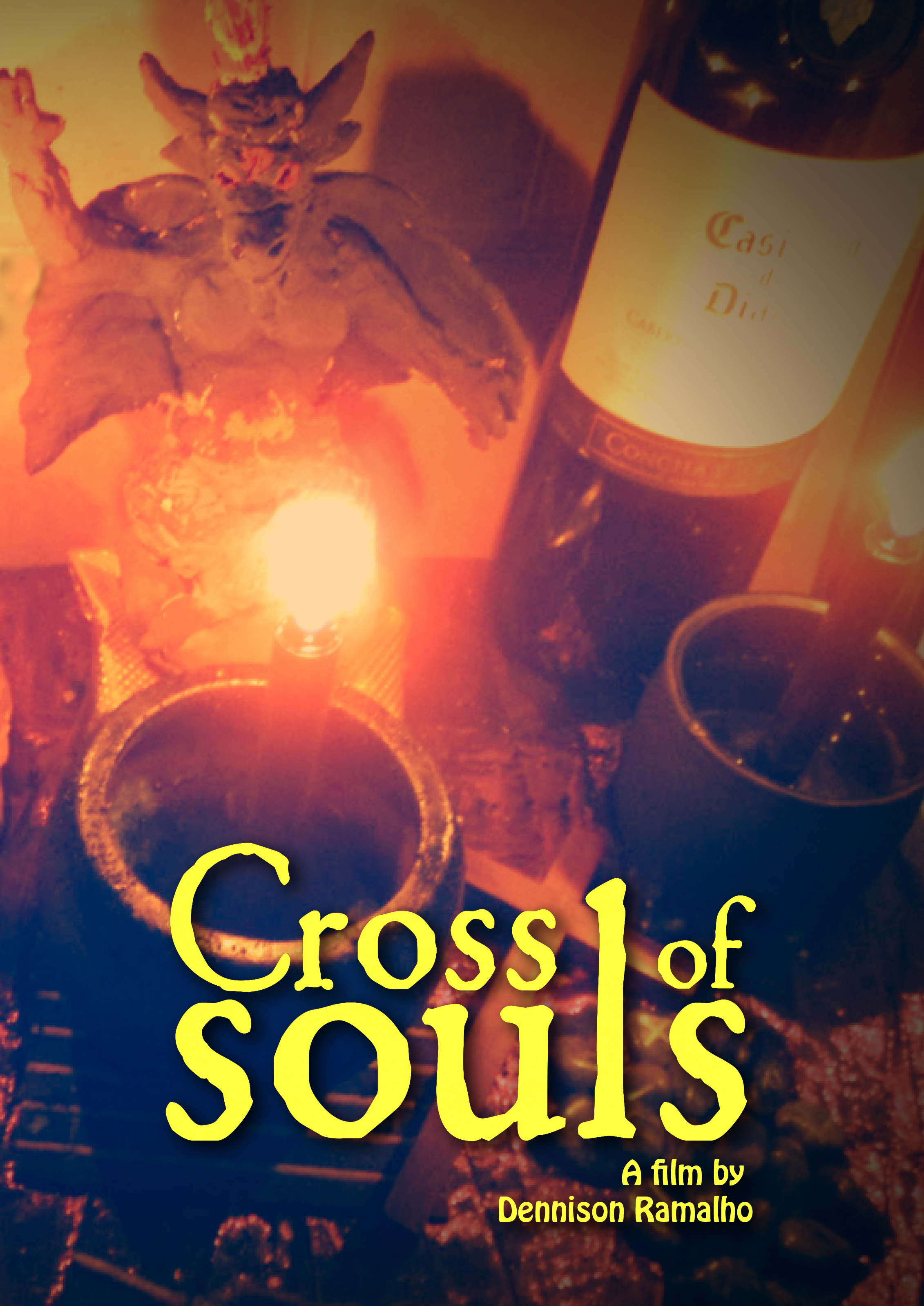 cross of souls finalizado