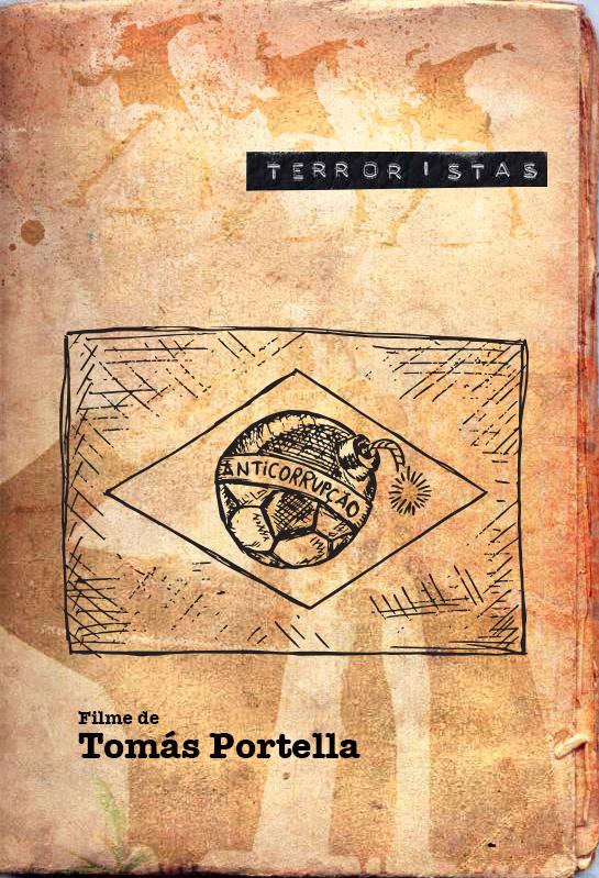 Cartaz Terroristas